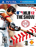 MLB 12: The Show Box Art