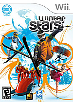 Winter Stars Box Art