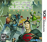 Young Justice: Legacy Box Art