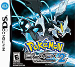 Pokémon Black Version 2 Box Art