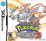 Pokémon White Version 2 Box Art