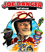 Joe Danger: The Movie Box Art