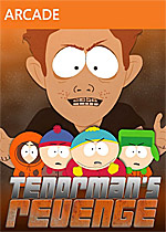 South Park: Tenorman's Revenge Box Art