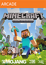Minecraft: Xbox 360 Edition Box Art