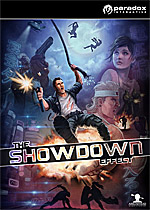 The Showdown Effect Box Art