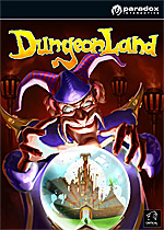 Dungeonland Box Art