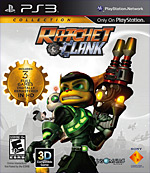 Ratchet & Clank Collection Box Art