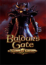 Baldur's Gate: Enhanced Edition Box Art