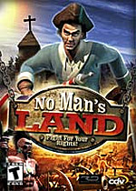 No Man's Land Box Art