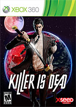 Killer Is Dead Box Art