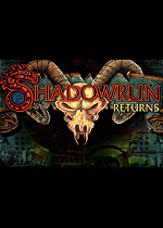 Shadowrun Returns Box Art