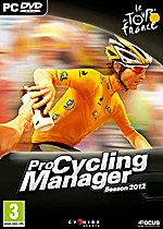 Pro Cycling Manager 2012 Box Art