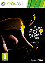 Le Tour de France 2012 Box Art