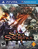 Soul Sacrifice Box Art