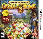 Jewel Master: Cradle of Rome 2 Box Art