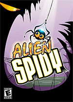 Alien Spidy Box Art