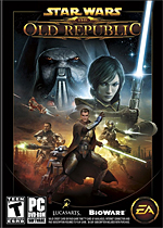 Star Wars: The Old Republic Box Art