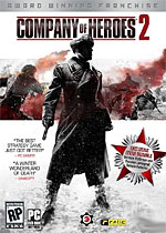 Company of Heroes 2 Box Art