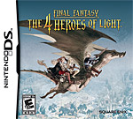 Final Fantasy: The 4 Heroes of Light Box Art