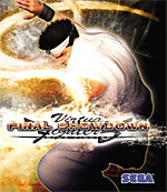 Virtua Fighter 5: Final Showdown Box Art