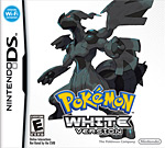 Pokémon White Version Box Art