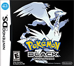 Pokémon Black Version Box Art