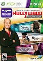 Harley Pasternak's Hollywood Workout Box Art