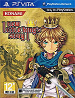New Little King's Story Box Art