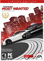 Need for Speed: Most Wanted - A Criterion Game Box Art