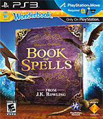 Wonderbook: Book of Spells Box Art
