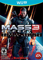 Mass Effect 3 Box Art