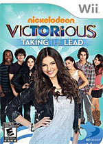 Victorious: Taking the Lead Box Art