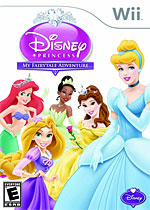 Disney Princess: My Fairytale Adventure Box Art