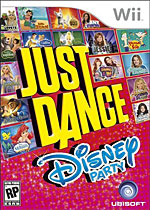 Just Dance: Disney Party Box Art