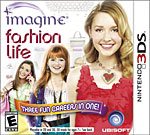 Imagine Fashion Life Box Art