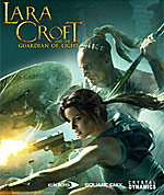 Lara Croft and the Guardian of Light Box Art