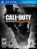 Call of Duty: Black Ops - Declassified Box Art