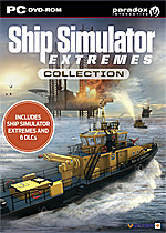 Ship Simulator Extremes Collection Box Art