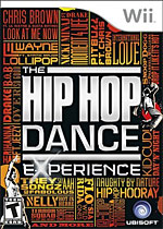 The Hip Hop Dance Experience Box Art