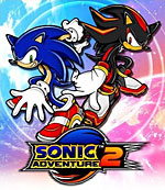 Sonic Adventure 2 HD Box Art