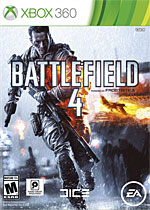 Battlefield 4 Box Art