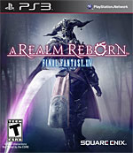 Final Fantasy XIV: A Realm Reborn Box Art