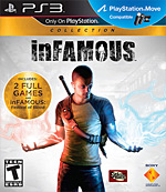 inFAMOUS Collection Box Art
