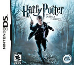 Harry Potter and the Deathly Hallows - Part 1 Box Art