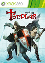 The First Templar Box Art