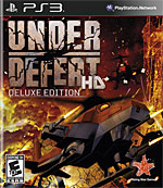 Under Defeat HD: Deluxe Edition Box Art