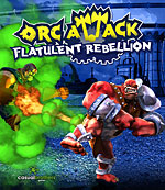 Orc Attack: Flatulent Rebellion Box Art