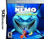 Disney·Pixar Finding Nemo: Escape to the Big Blue Special Edition Box Art