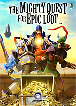 The Mighty Quest for Epic Loot Box Art