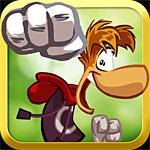 Rayman Jungle Run Box Art